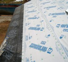 Roof Underlayment Protection