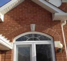 Soffit and Eavestrough Replacement