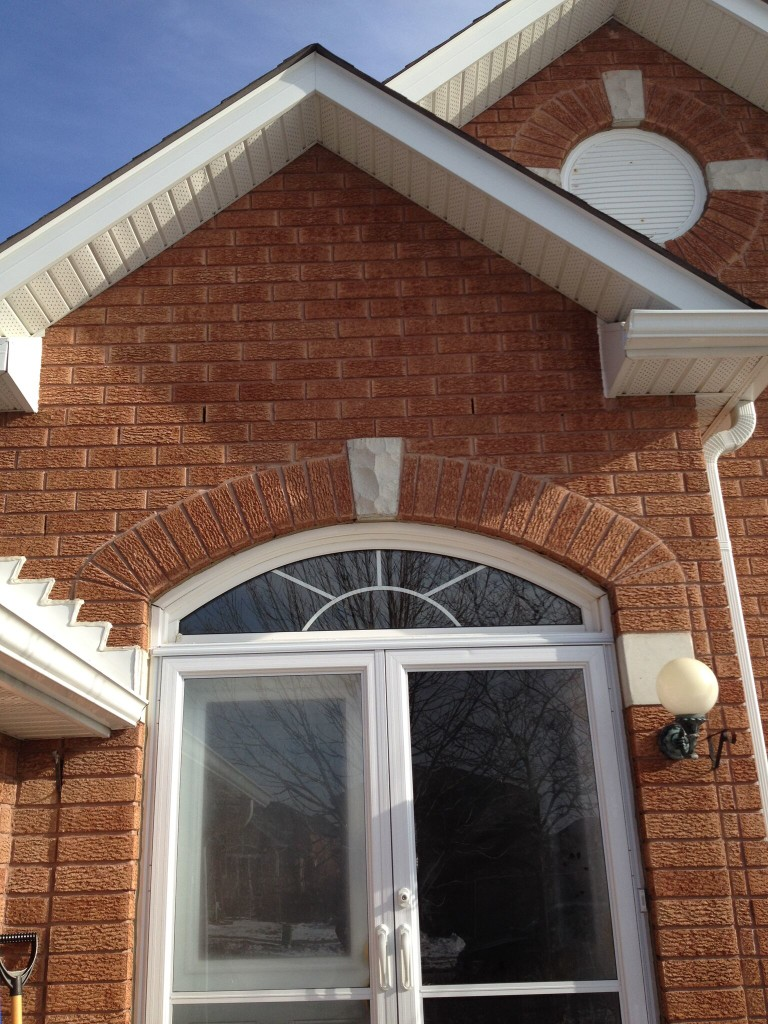 Soffit Fascia Eavestroughs Sunrise Construction