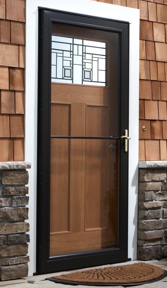 Andersen Storm Doors : Storm door sunrise construction