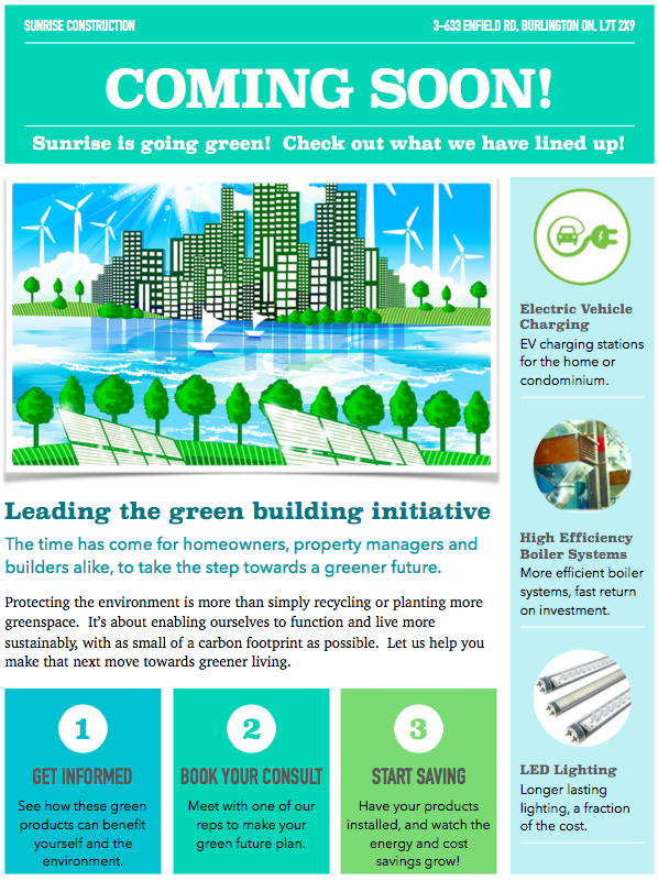 Green Energy Preview